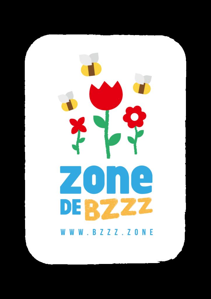Logotype zone de bzzz