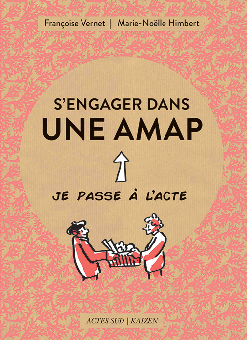 Couverture du livre S'engager dans une AMAP